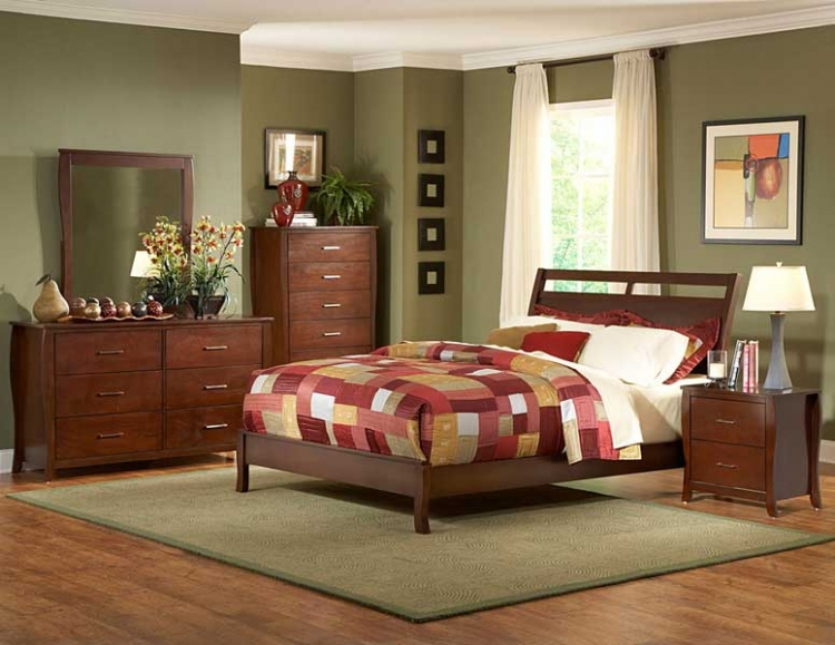 Rivera Bedroom Collection - Homelegance