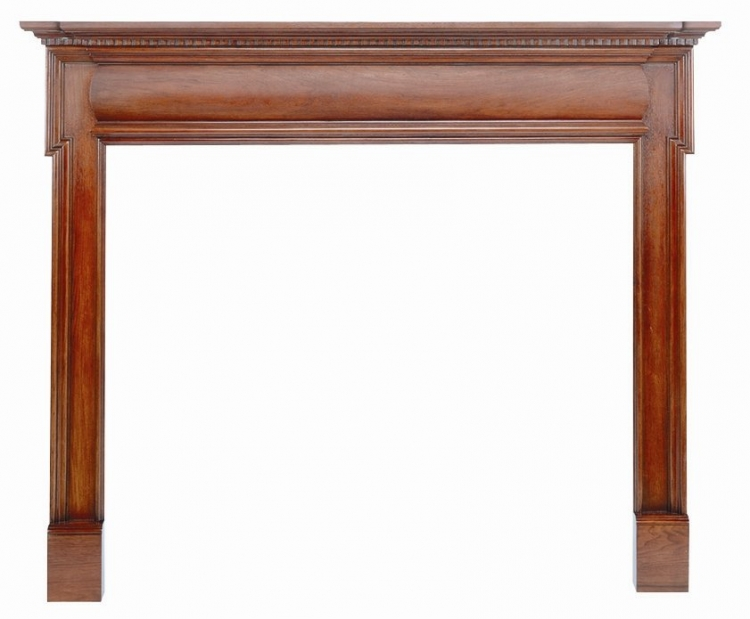 The Mt. Vernon Mantel