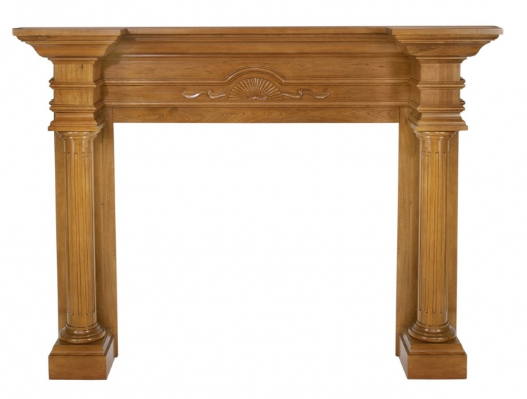 The Claiborne Mantel