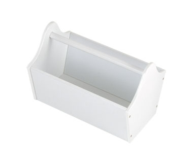 Toy Caddy - White - KidKraft