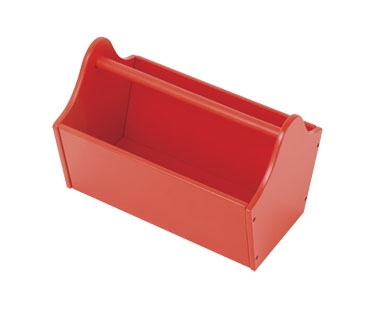 Toy Caddy - Red - KidKraft