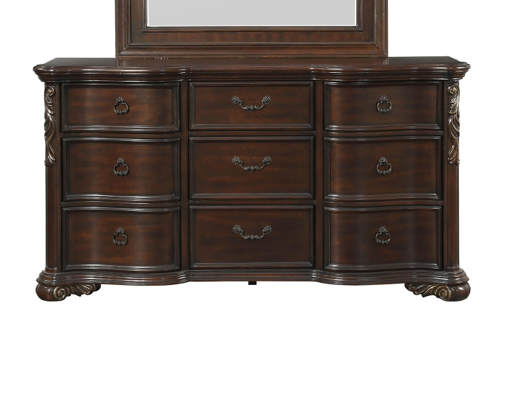 Royal Highlands Dresser - Rich Cherry
