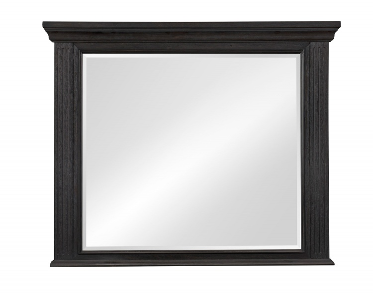 Bolingbrook Mirror - Charcoal