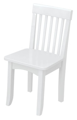 Avalon Chair - White - KidKraft
