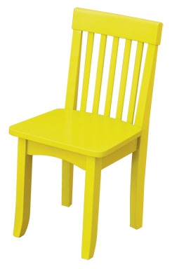Avalon Chair - Yellow - KidKraft