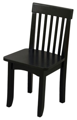 Avalon Chair - Black - KidKraft