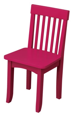 Avalon Chair - Raspberry