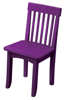 Avalon Chair - Grape - KidKraft