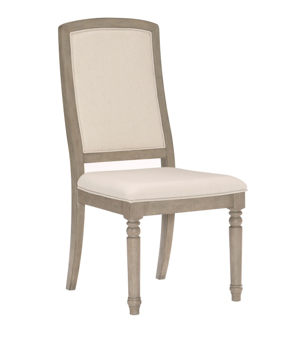 Grayling Side Chair - Driftwood Gray