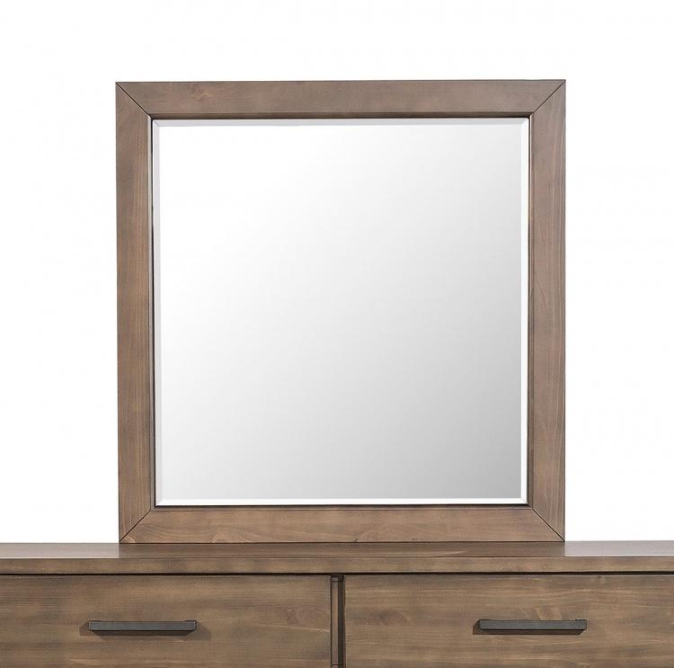 Bracco Mirror - Brown