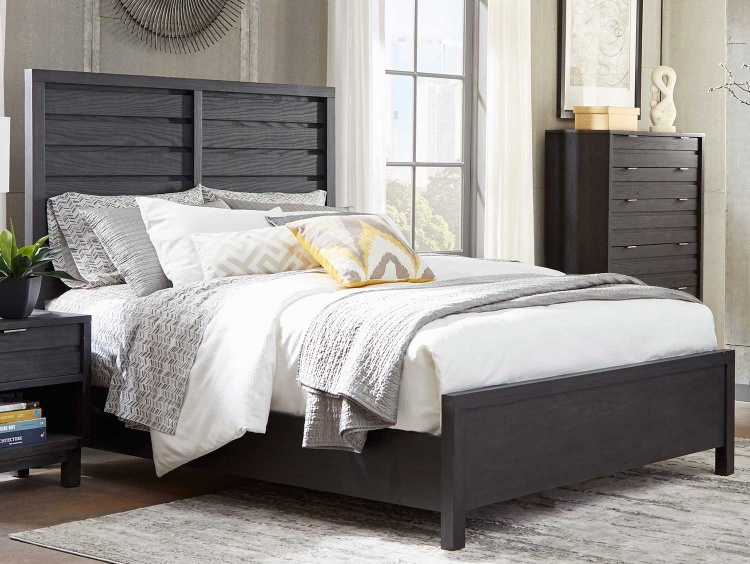Robindell Bed - Ebony