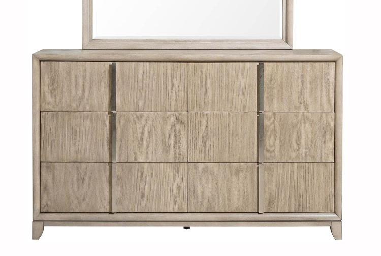 McKewen Dresser - Light Gray