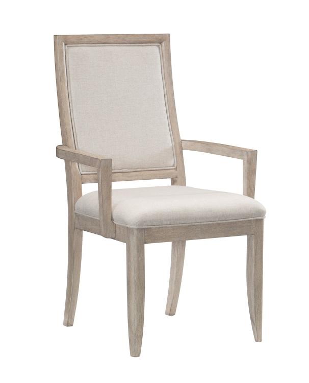 McKewen Arm Chair - Light Gray