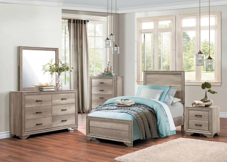 Lonan Bedroom Set