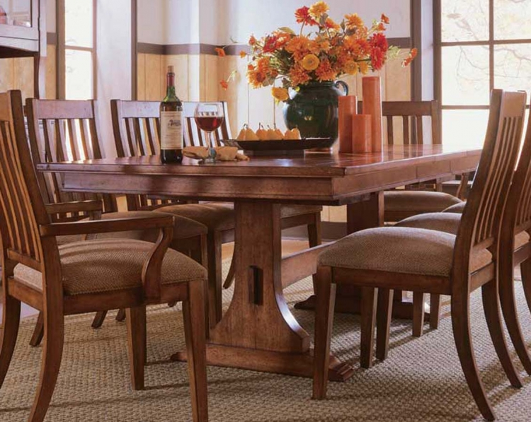 Beacon Ridge Trestle Table