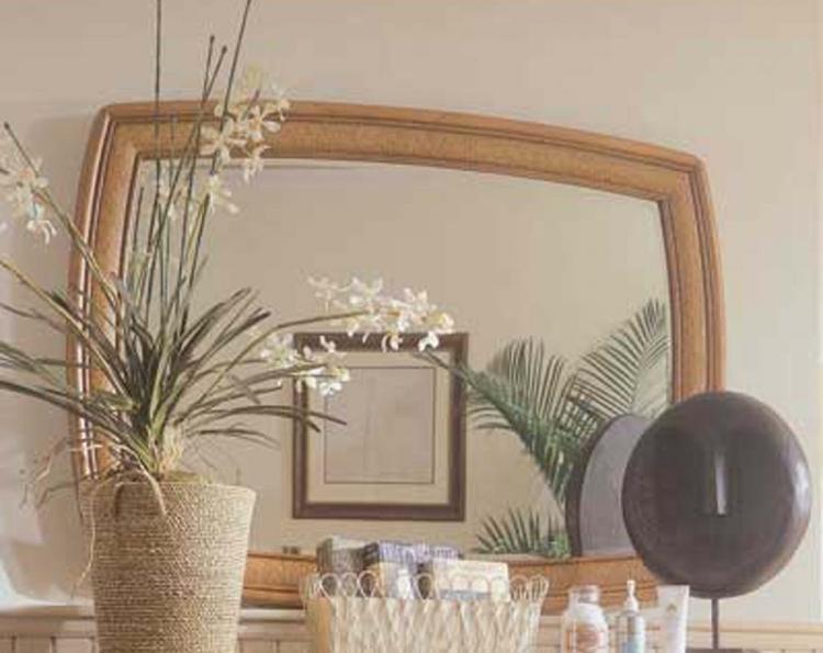 Antigua Accent Landscape Mirror