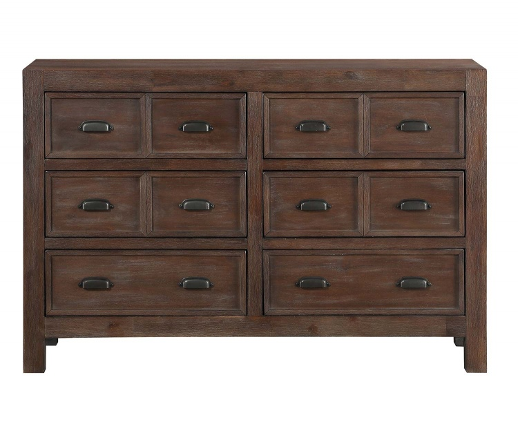 Wrangell Dresser - Medium Cherry