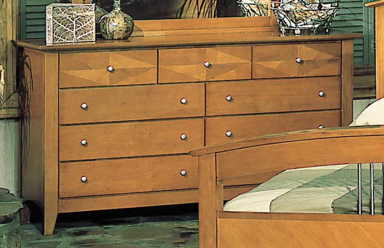 Vegas Dresser with 9 Drawers