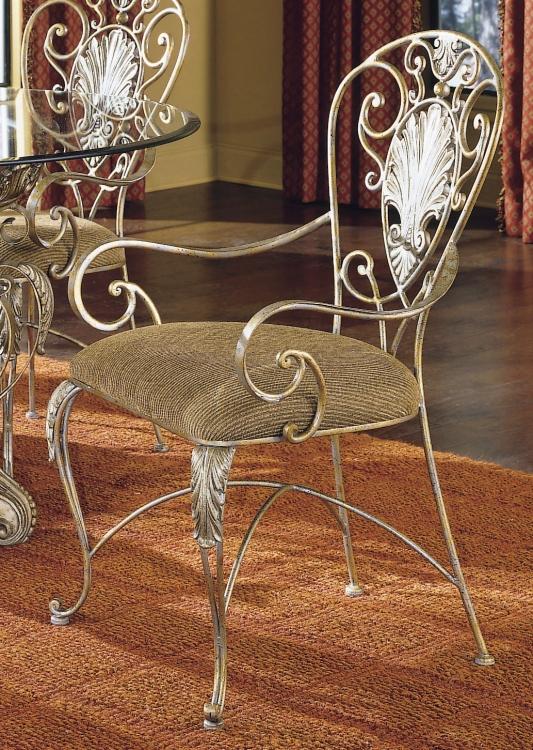 Leaf Arm Chair