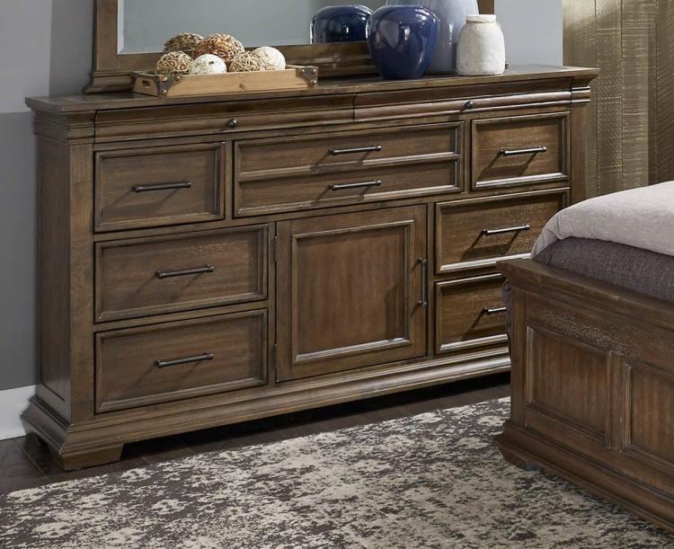 Narcine Dresser with Marble Insert