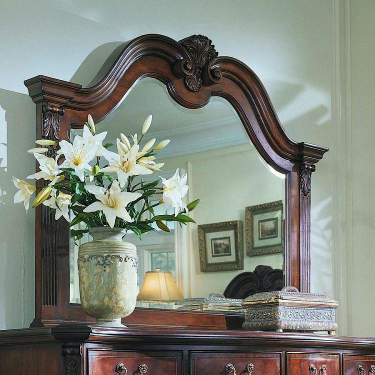 American Drew Wentworth Manor Landscape Mirror