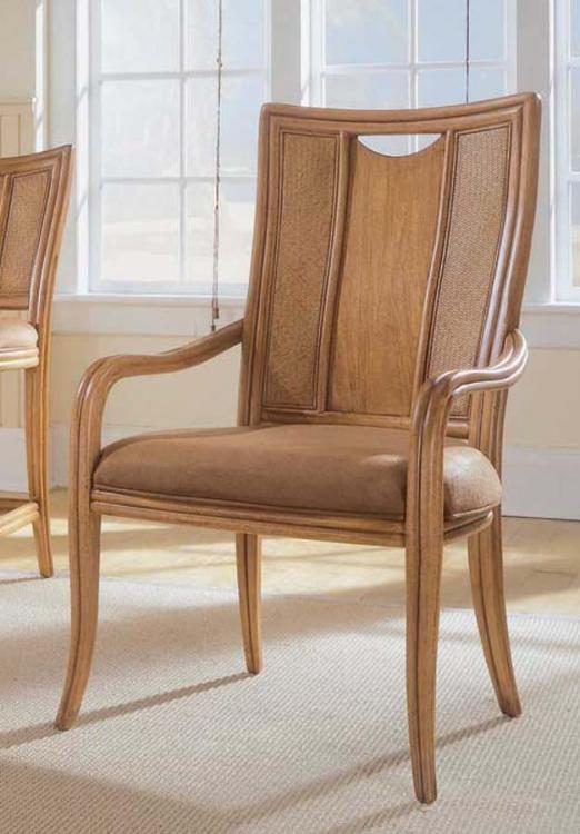 Antigua Splat Back Arm Chair