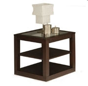 Frisco Bay End Table-Homelegance