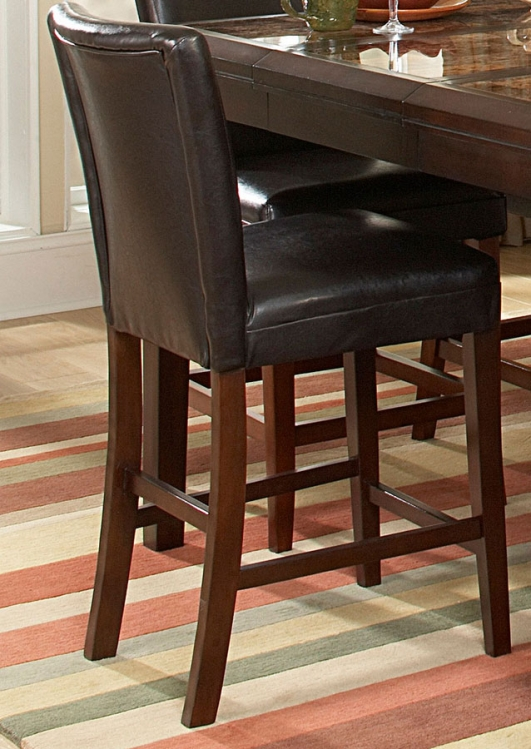 Belvedere Counter Height Dining Chair - Homelegance