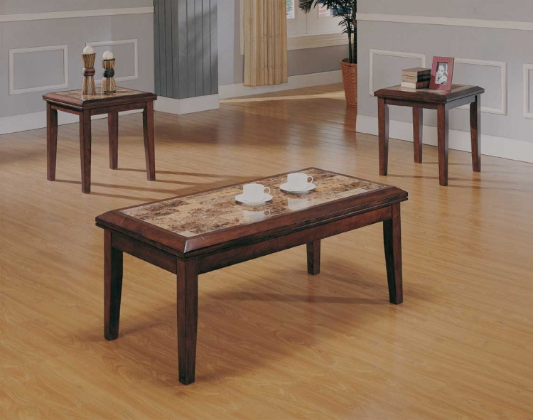 Belvedere 3-Piece Pack Occasional Tables