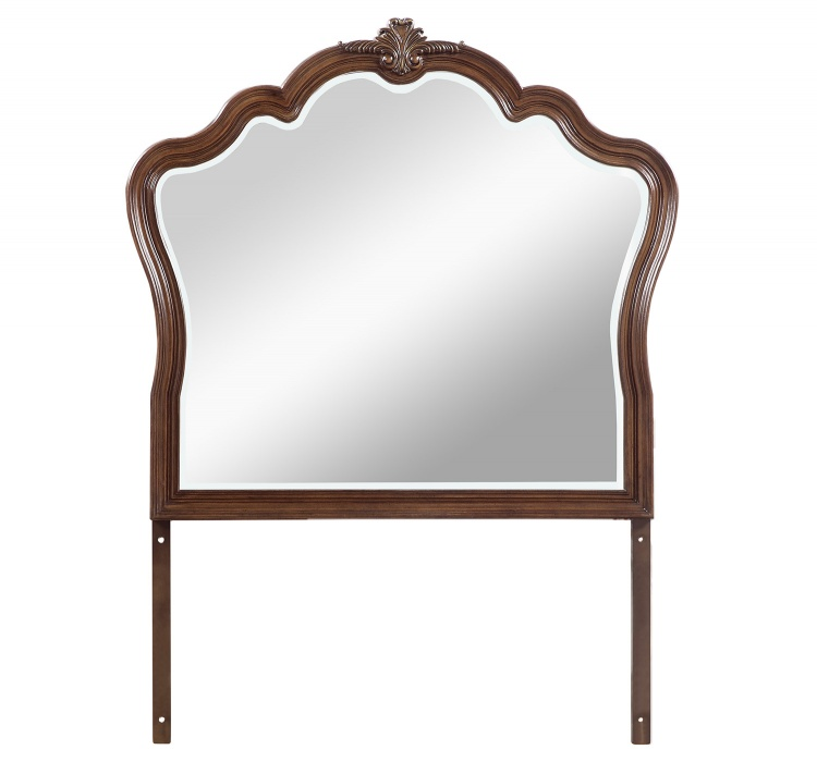 Barbary Mirror - Traditional Cherry