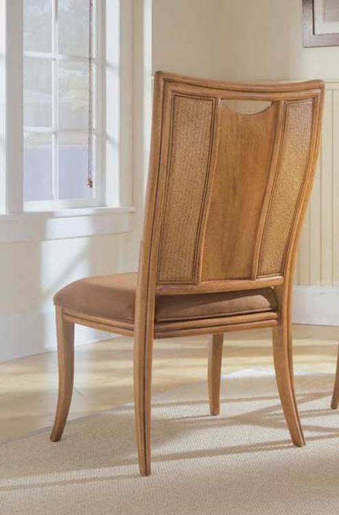 Antigua Splat Back Side Chair