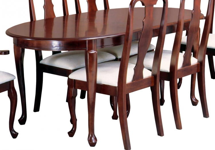 Anne Table with 16in Leaf Extension