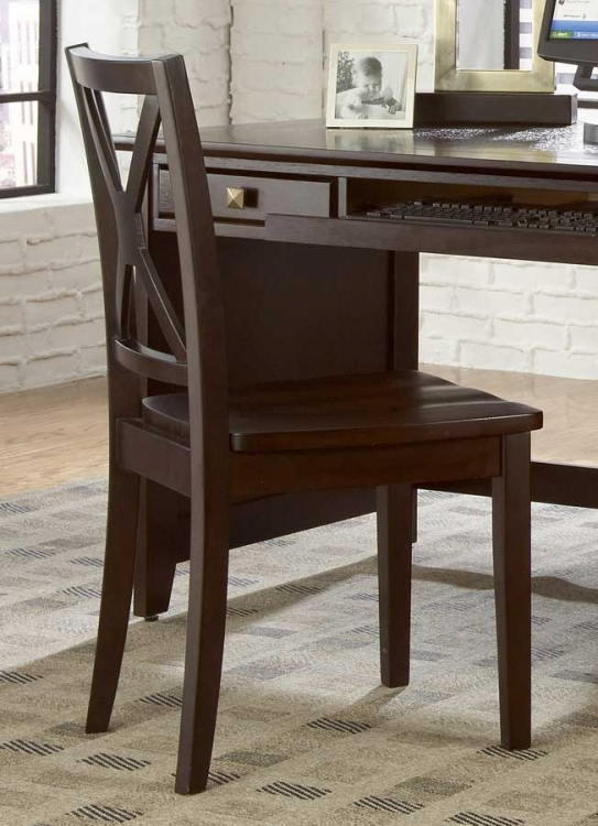 Britanica Side Chair-Homelegance