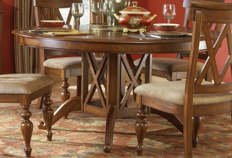Eagles Round Dining Table