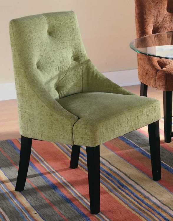Cambridge Host Chair in Lime