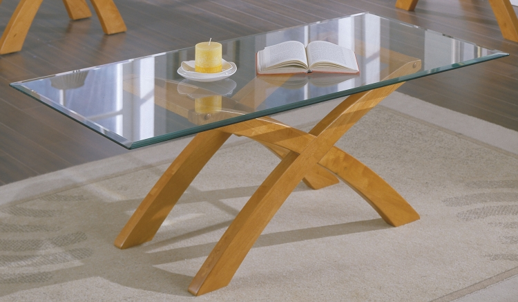 Star Hill Cocktail Table-Homelegance
