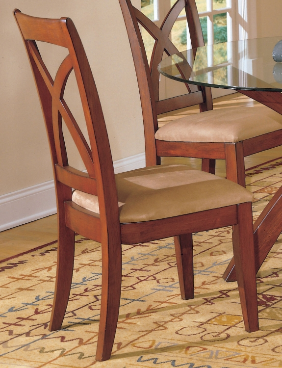 Star Hill Side Chair-Homelegance