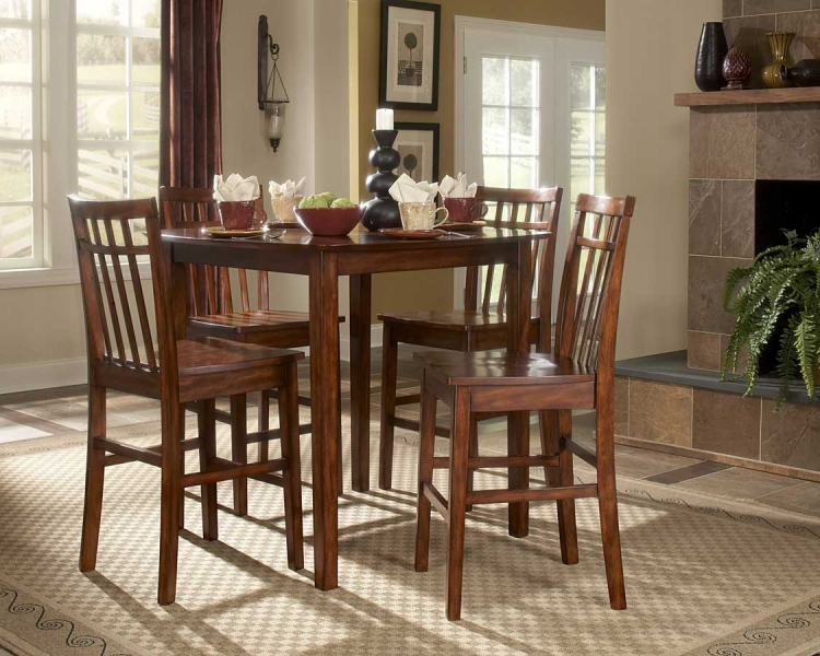 Benford Counter Height Dining Collection - Homelegance