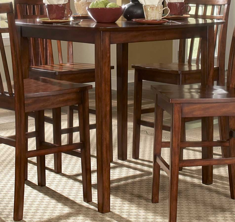 Benford Counter Height Dining Table - Homelegance