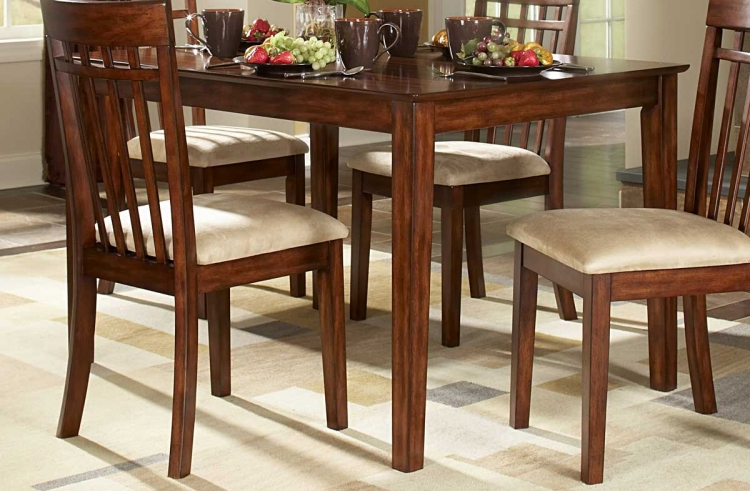 Benford Dining Table - Homelegance