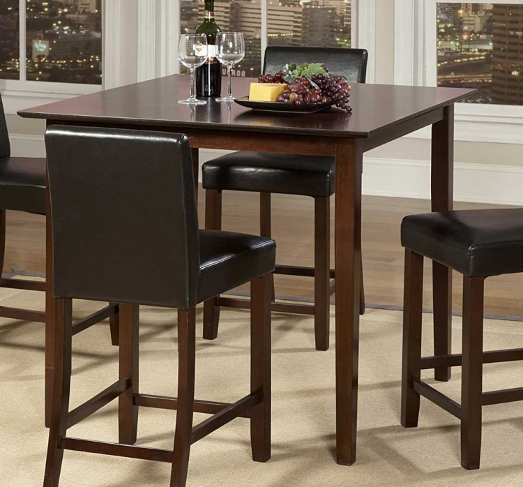 Weitzmenn Counter Height Dining Table - Homelegance