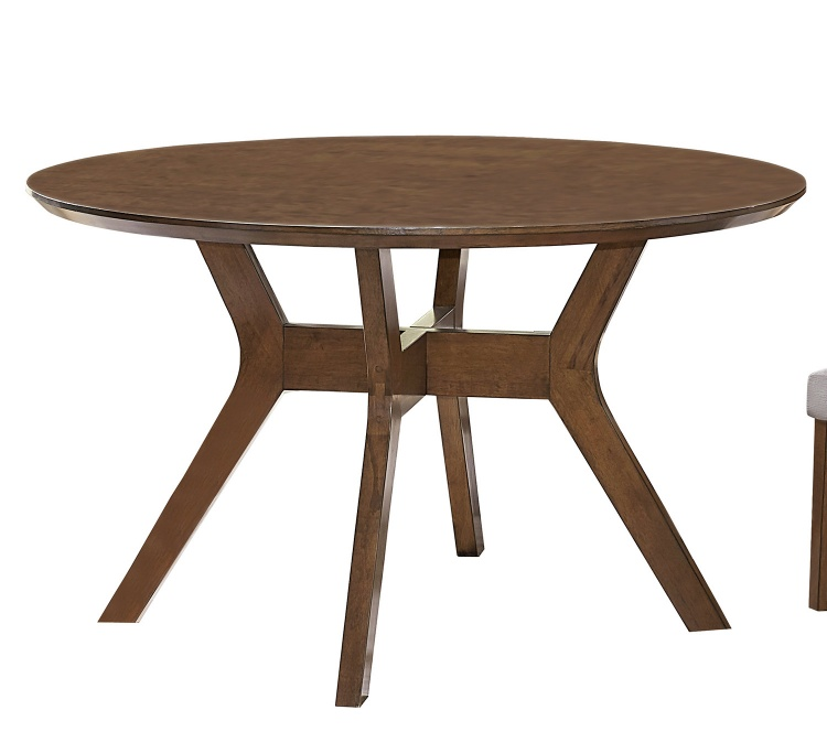 Coel Round Dining Table - Natural