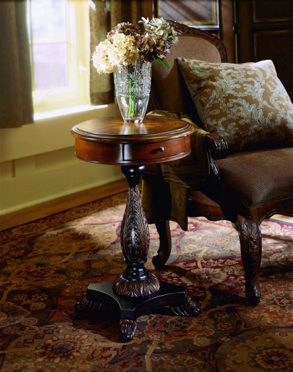 Accentrics Accent Table-Pulaski