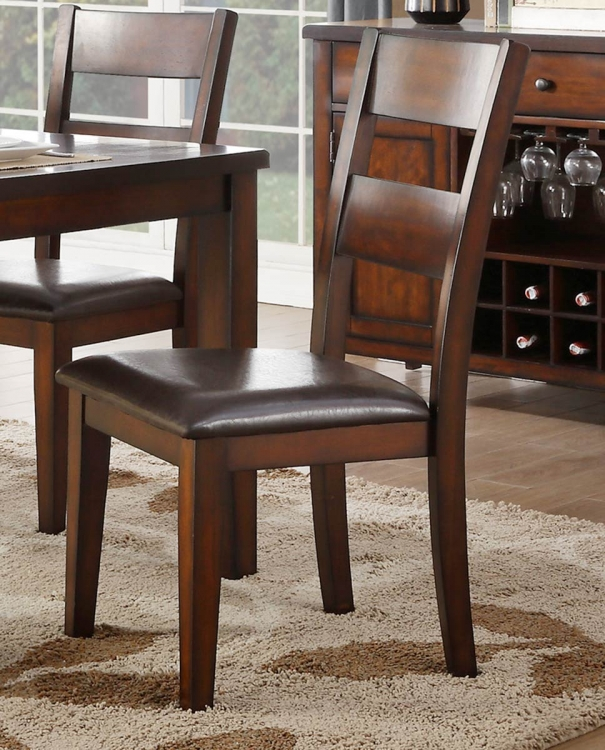Mantello Side Chair - Cherry