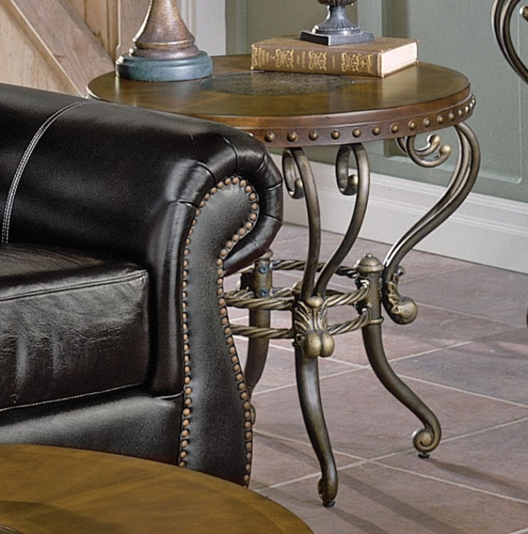 5553 Series End Table