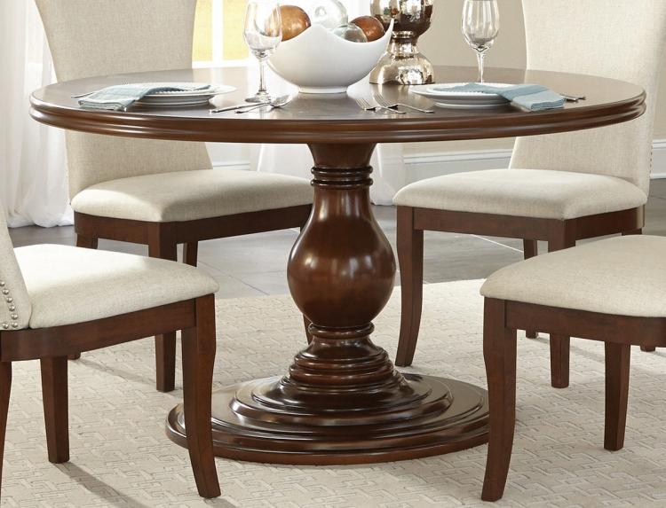 Oratorio Round Dining Table - Cherry