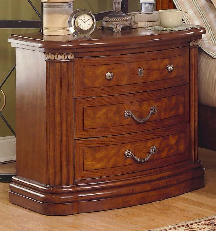 Neo-Contempo Night Stand