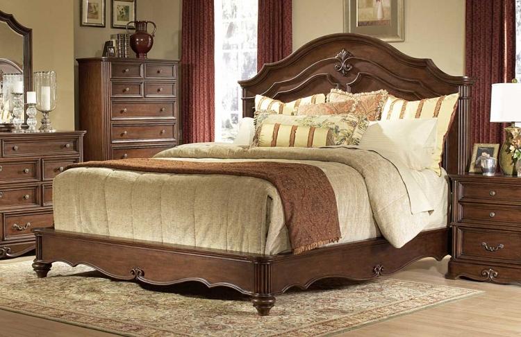 Stanfordson Panel Bed