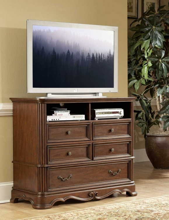 Stanfordson TV Chest - Homelegance
