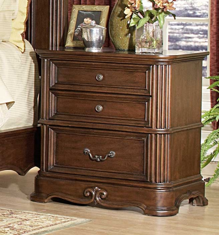 Stanfordson Night Stand - Homelegance